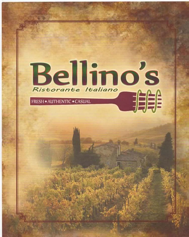 Bellino S Italian Restaurant Rockport Tx